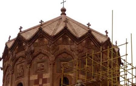 32 کلیسای مریم مقدس (س) جلفا