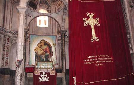 33 کلیسای مریم مقدس (س) جلفا