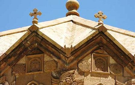35 کلیسای مریم مقدس (س) جلفا