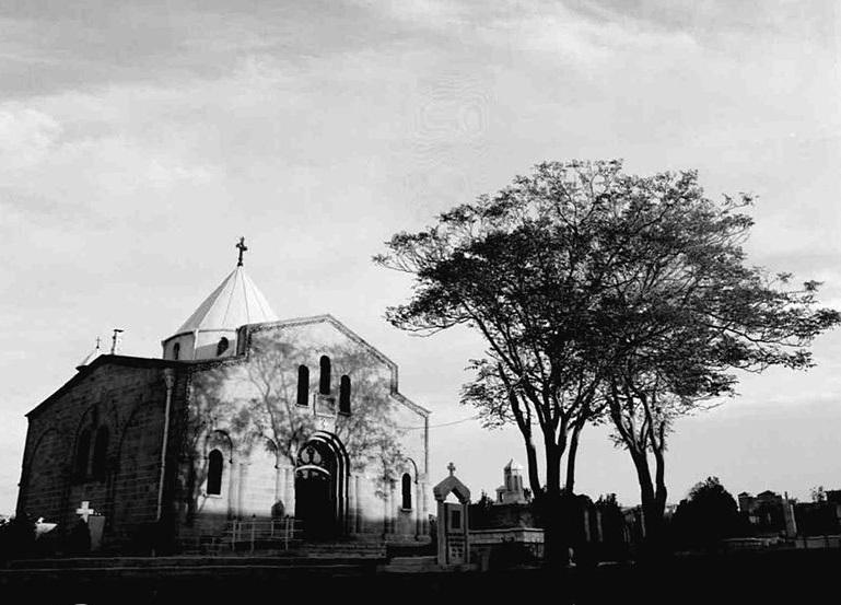 81 کلیسای شوغاگات مقدس