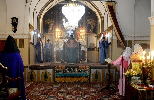 9 کلیسای یوحنا اصفهان