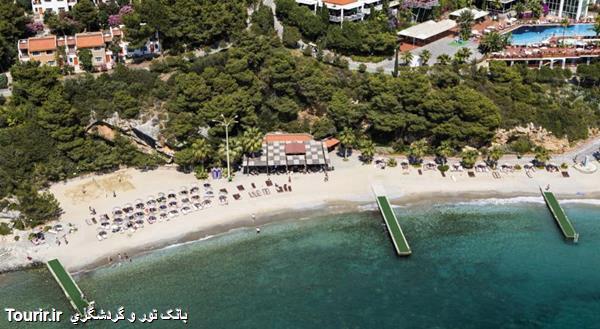 هتل پین بای در کوش آداسی هتل پین بای کوش آداسی Pine Bay Hotel