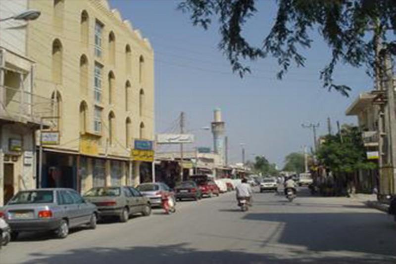 307 مسجد بازار مساح