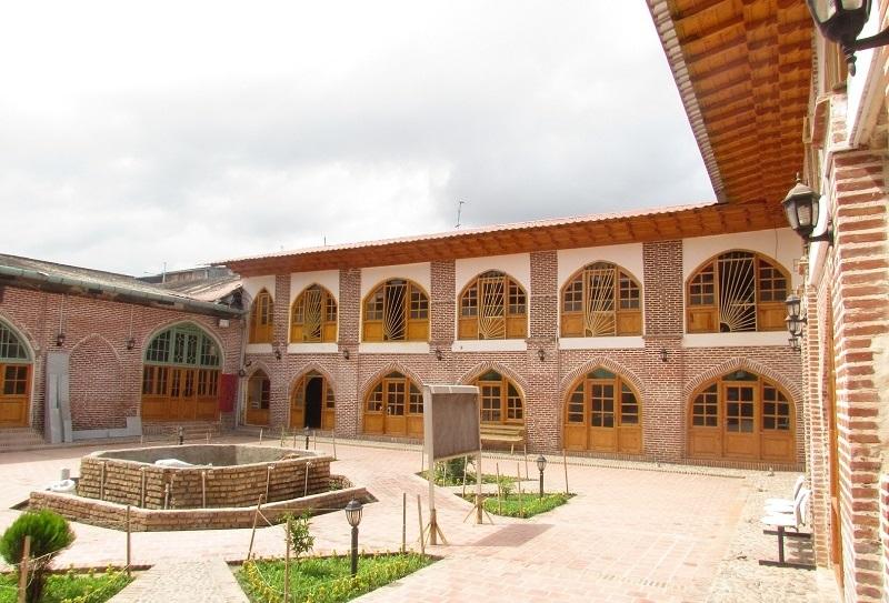 مسجد جامع آمل-مراکز دیدنیهای آمل