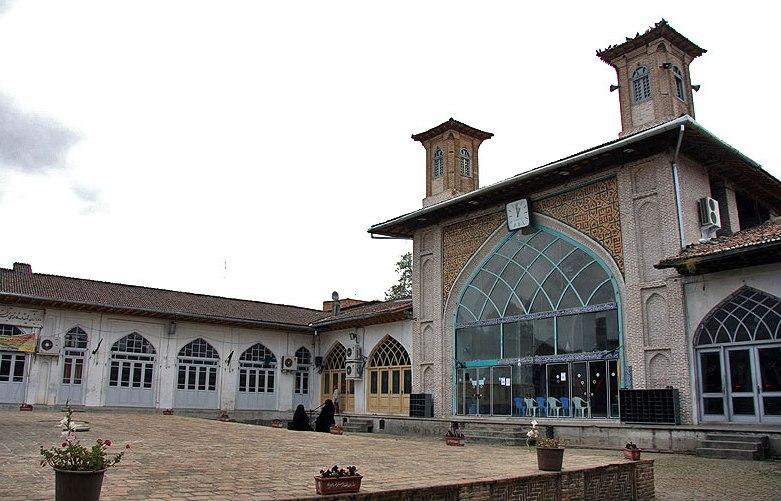 324 مسجد جامع ساری