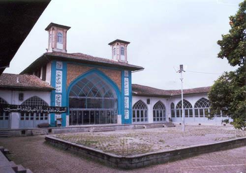 325 مسجد جامع ساری