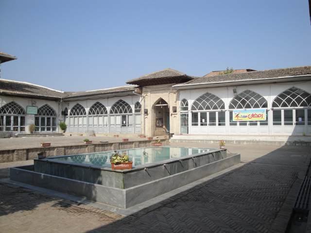 326 مسجد جامع ساری