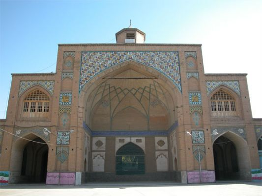 330 مسجد جامع خرم آباد