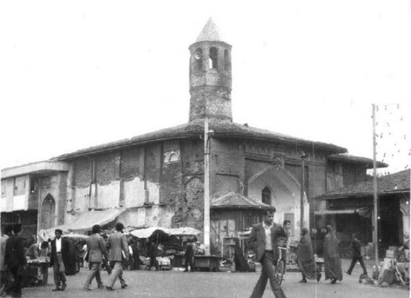 مسجد بازار لنگرود