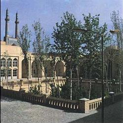 مسجد شاهزاده كرمانشاه