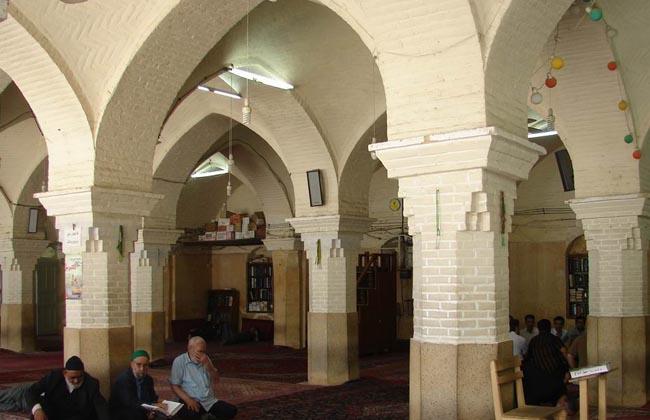 مسجد فیض قم