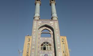 مسجد پنجه علی قزوین