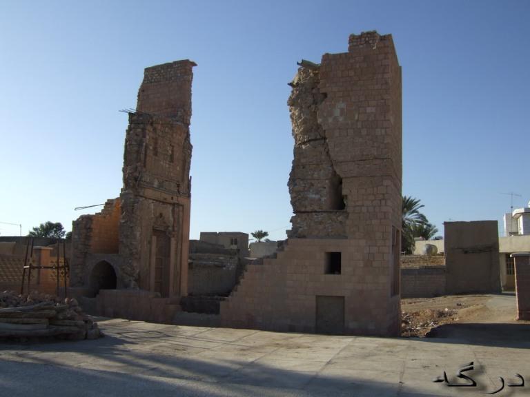 مسجد جامع خنج