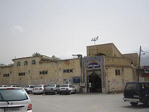 مسجد جامع جهرم