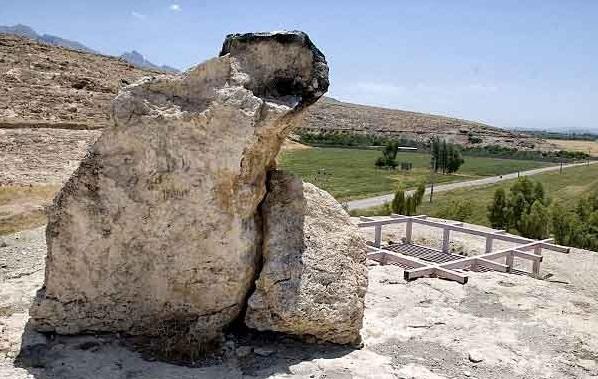 400 مسجد سنگی داراب