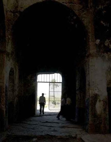 406 مسجد سنگی داراب