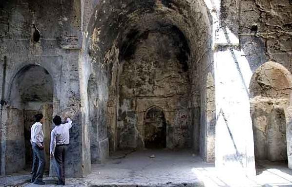 407 مسجد سنگی داراب