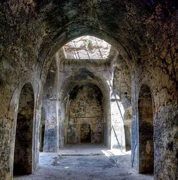 409 مسجد سنگی داراب
