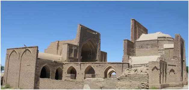 مسجد جامع فرومند