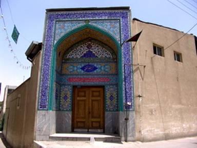 432 مسجد نمکی اصفهان