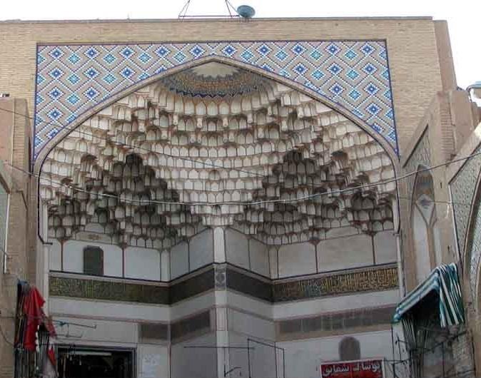 433 مسجد میرعماد کاشان