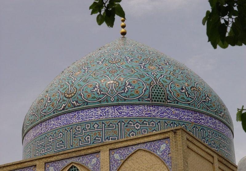 مسجد لنبان اصفهان