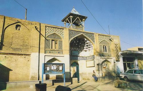 مسجد سرخی ( سفره چی )