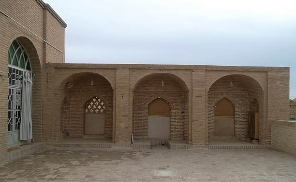 518 مسجد خواجه خصر نایین
