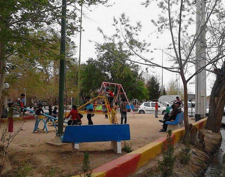پارک سرو کهنسال مهریز