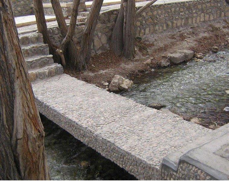 527 پارک سرچشمه نهر مسیح