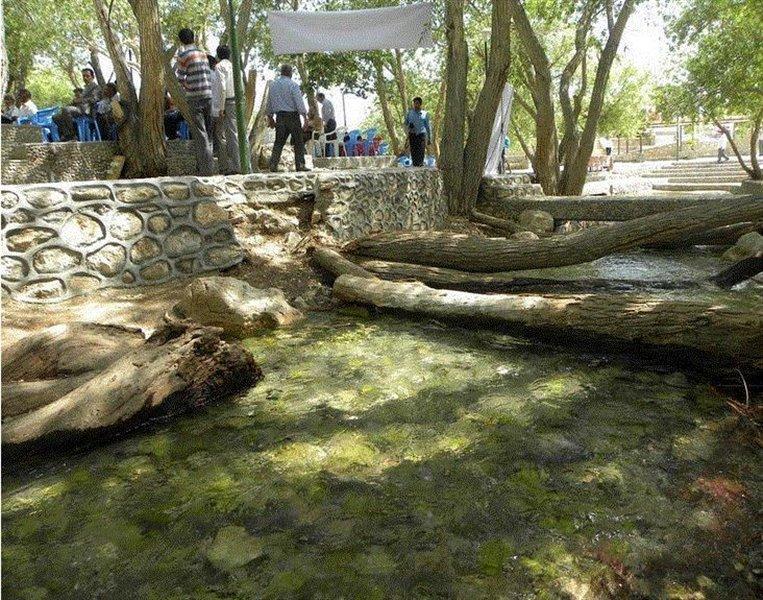 528 پارک سرچشمه نهر مسیح