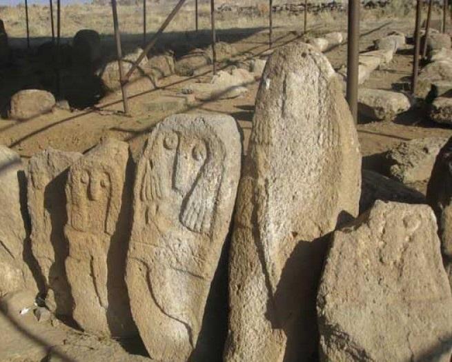معبد شهریری اردبیل
