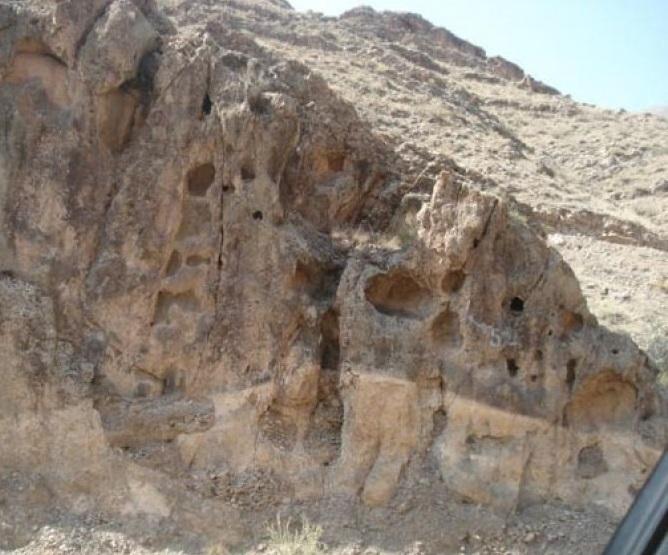 868 غار قلعه جمال