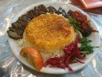 رستوران رنگین کمان ایزدشهر
