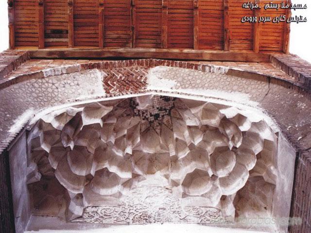 مسجد ملارستم مراغه