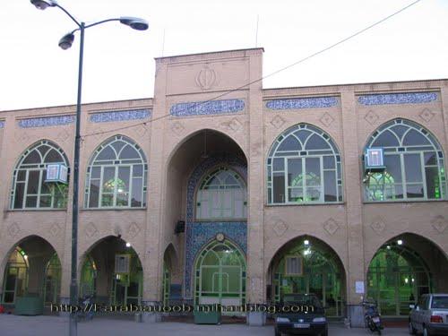 مسجد جامع مراغه