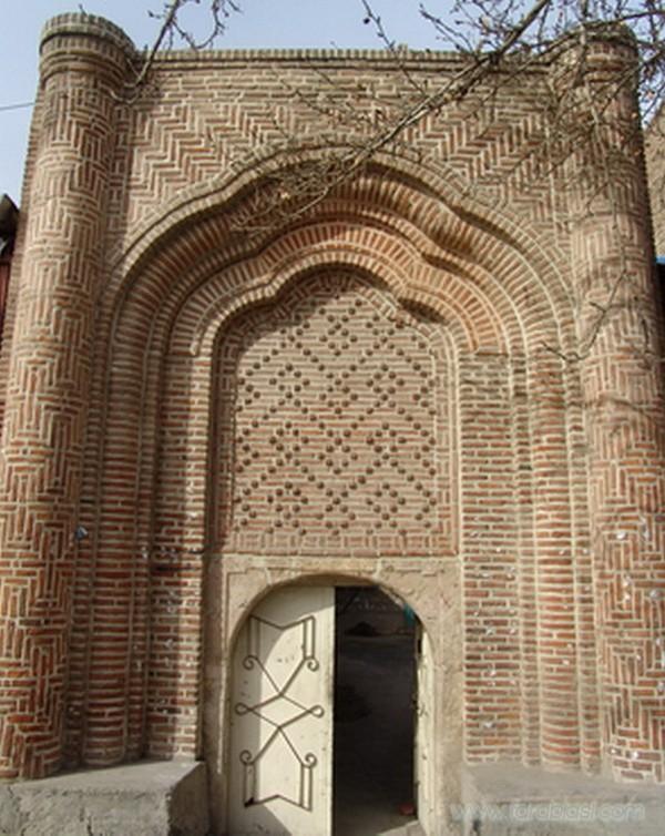 953 مسجد شیخ بابامراغه
