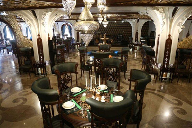 رستوران شهرزاد تهران