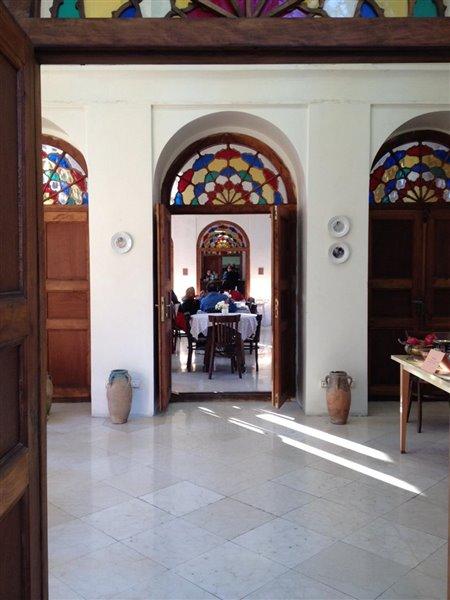 کافه عمارت مسعودیه