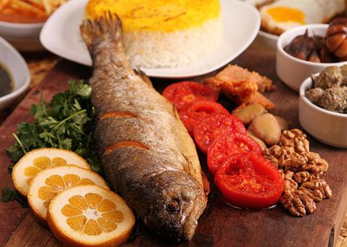 رستوران حاج مرتضی بندرانزلی