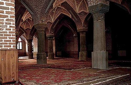 مسجد حسن پادشاه تبريز
