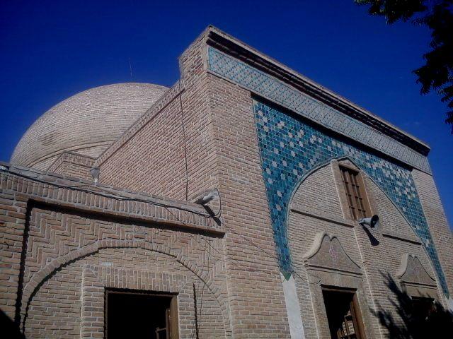 1135 مسجد حاج صفرعلی تبریز