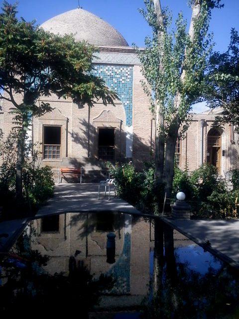 1136 مسجد حاج صفرعلی تبریز
