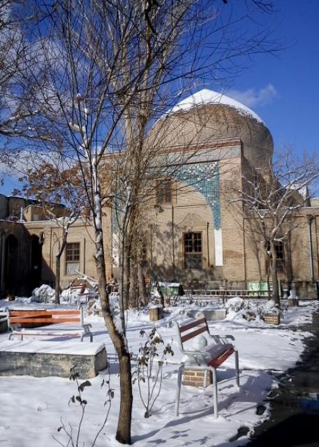 1137 مسجد حاج صفرعلی تبریز