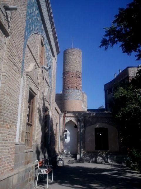 1138 مسجد حاج صفرعلی تبریز