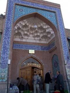 1145 مسجد شاهزاده تبریز