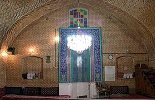 مسجد مفيد آقا تبريز