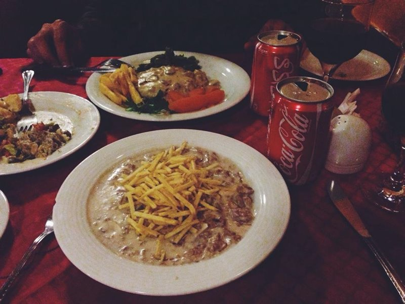 1251 رستوران موفتار تهران