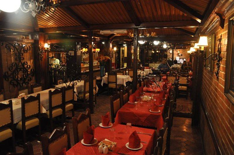 1252 رستوران موفتار تهران