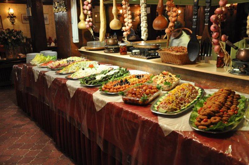 1254 رستوران موفتار تهران